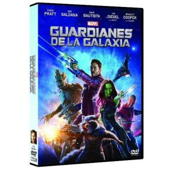 Guardianes de la galaxia - DVD
