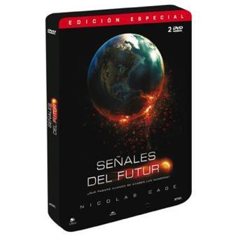 Señales del futuro (Edición especial - Estuche metálico) - DVD