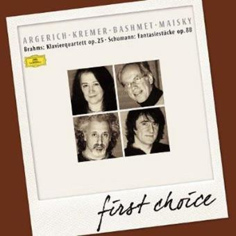 Piano Quartet Nº 1 Op.25
