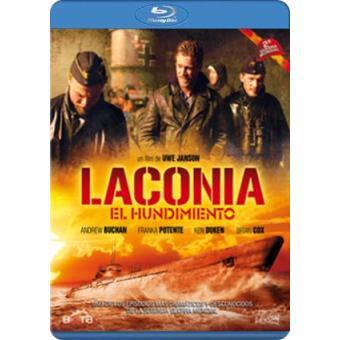 Laconia, el hundimiento - Blu-Ray