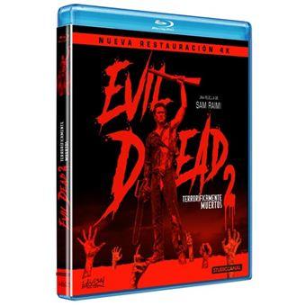 Terrorificamente Muertos - Blu-Ray