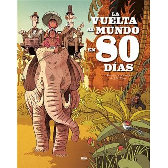 La vuelta al mundo en 80 días (albúm)