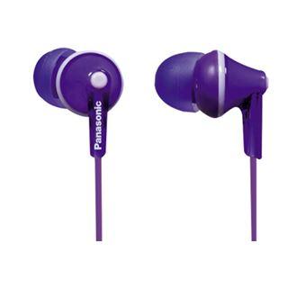 Auriculares Panasonic  RP-HJ125E-V Violeta