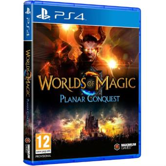 Worlds Of Magic. Planar Conquest PS4