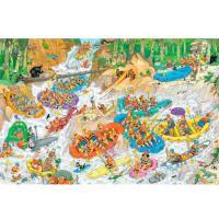 Puzzle Jumbo Jan Van Haasteren 2000 piezas