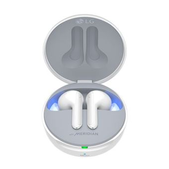 Auriculares Noise Cancelling LG Tone Free FN7 True Wireless Blanco