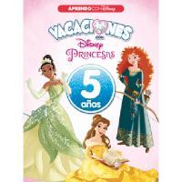Vacaciones con las princesas Disney - 5 años