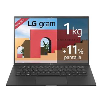 Portátil LG Gram 14Z90P-G.AA78B 14'' Negro