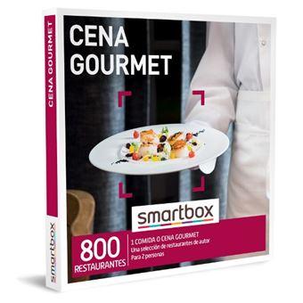 Caja Regalo Smartbox - Cena Gourmet