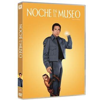 Noche en el museo - DVD