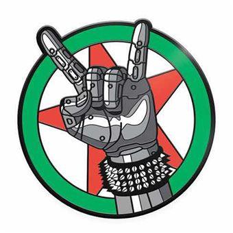 Pin Cyberpunk - Silverhand