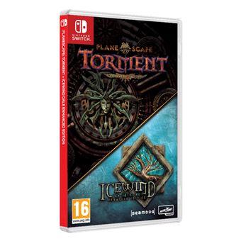 Icewind Dale Enhanced Edition - Nintendo Switch