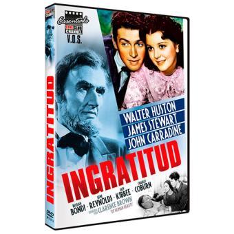 Ingratitud (Of Human Hearts) V.O.S. - DVD