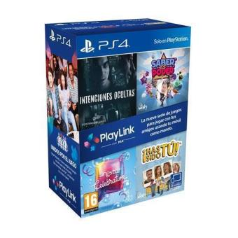 Playlink Pack PS4