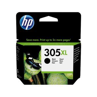 Cartucho de tinta HP 305XL Negro