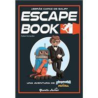 Playmobil. La película. Escape Book