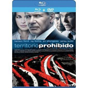 Territorio prohibido - Blu-Ray + DVD