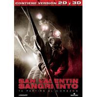 San Valentín sangriento 2D + 3D - DVD