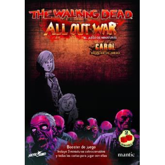 Booster Carol Walking Dead