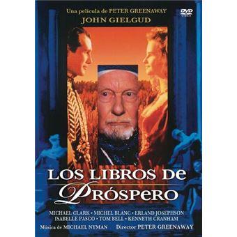 Los libros de Próspero - DVD