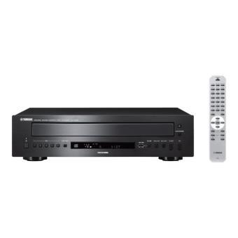 Yamaha CDC600 Negro CD Player