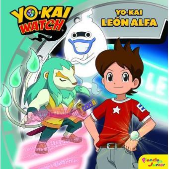 Yo-Kai Watch. Yo-kai León Alfa. Cuento