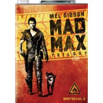 Pack Mad Max: Trilogía - Blu-Ray
