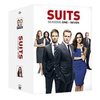 Suits  Temporada 1-7 - DVD