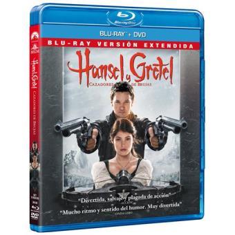 Hansel y Gretel: Cazadores de brujas - Blu-Ray + DVD