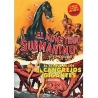El monstruo submarino + El ataque de los cangrejos gigantes - DVD