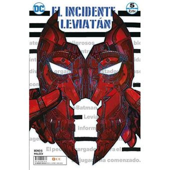 El incidente Leviatán núm. 05 (de 6)