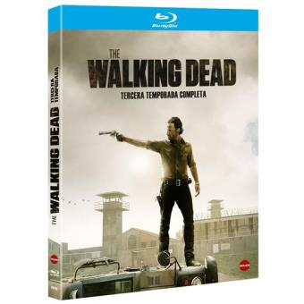 The Walking DeadThe Walking Dead - Temporada 3 - Blu-Ray