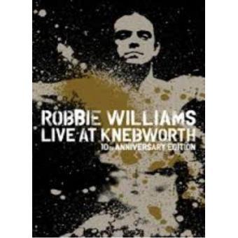 Live At Knebworth 10th Anniversary