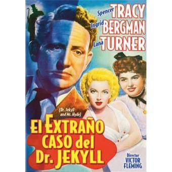 El extraño caso del Dr. Jekyll - DVD