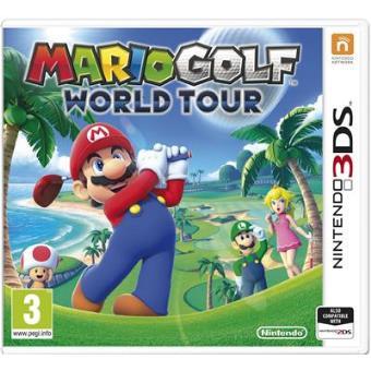 Mario Golf World Tour Nintendo 3DS