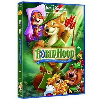 Robin Hood Ed Especial - DVD