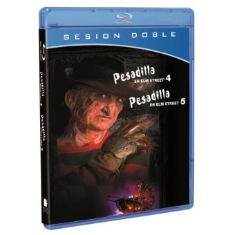 Pesadilla en Elm Street 4 y 5 - Blu-Ray