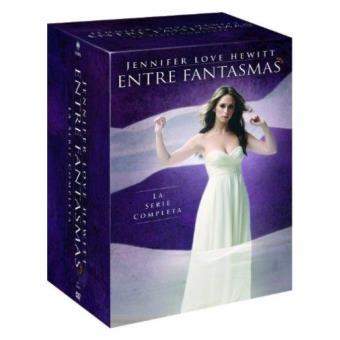 Pack Entre Fantasmas (Serie completa) - DVD
