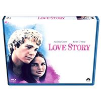 Love Story - Blu-ray Ed Horizontal