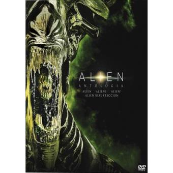 Pack Alien: Antología (Ed. 35º aniversario) - DVD