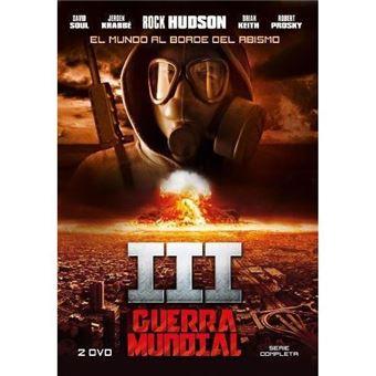 III Guerra Mundial Miniserie Completa - DVD