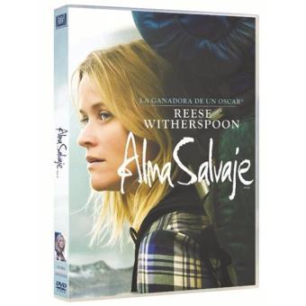 Alma salvaje - DVD