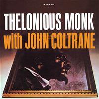 With John Coltrane - Vinilo color
