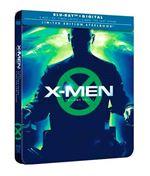 X-Men La Trilogía Original - Steelbook Blu-Ray