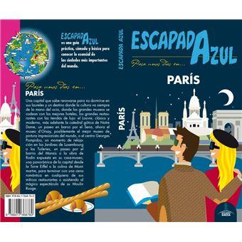 Paris-escapada azul