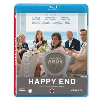 Happy End  - Blu-Ray