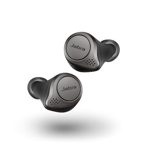Auriculares Noise Cancelling Jabra Elite 75t True Wireless Titanio