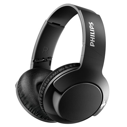 Auriculares Bluetooth Philips SHB3175 Negro