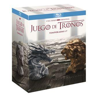 Pack Juego de Tronos - Temporadas 1-7 - Blu-Ray