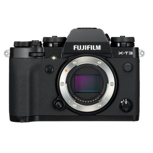 Cámara EVIL Fujifilm X-T3 Body Negro
